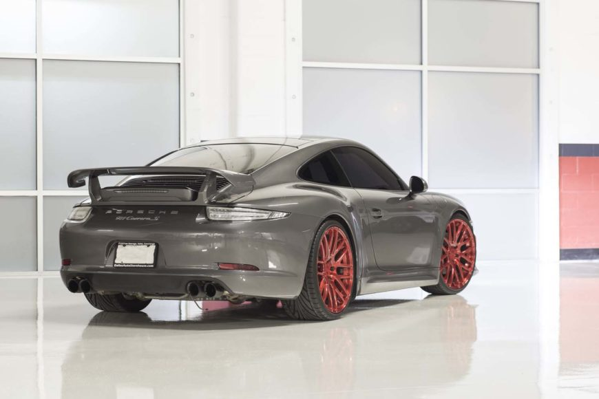 For Sale: Techart 911