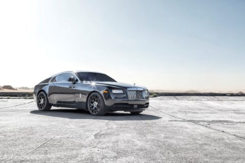 For Sale: 2015 Wraith